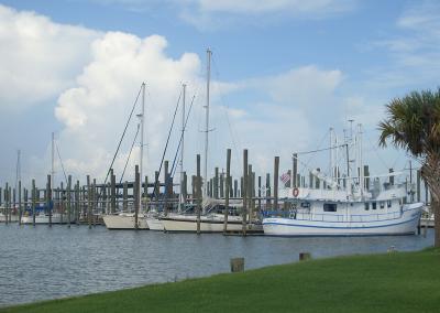 Harbor Marina | Sabine Pass Port Authority | Sabine Texas